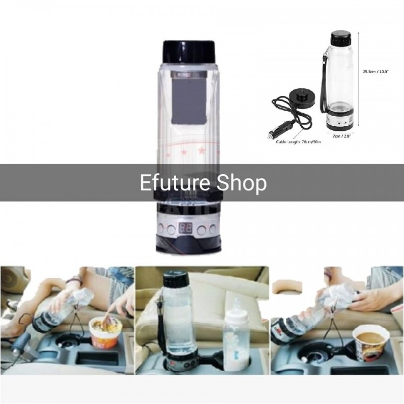 Universal Car Electric Kettle Heating Cup