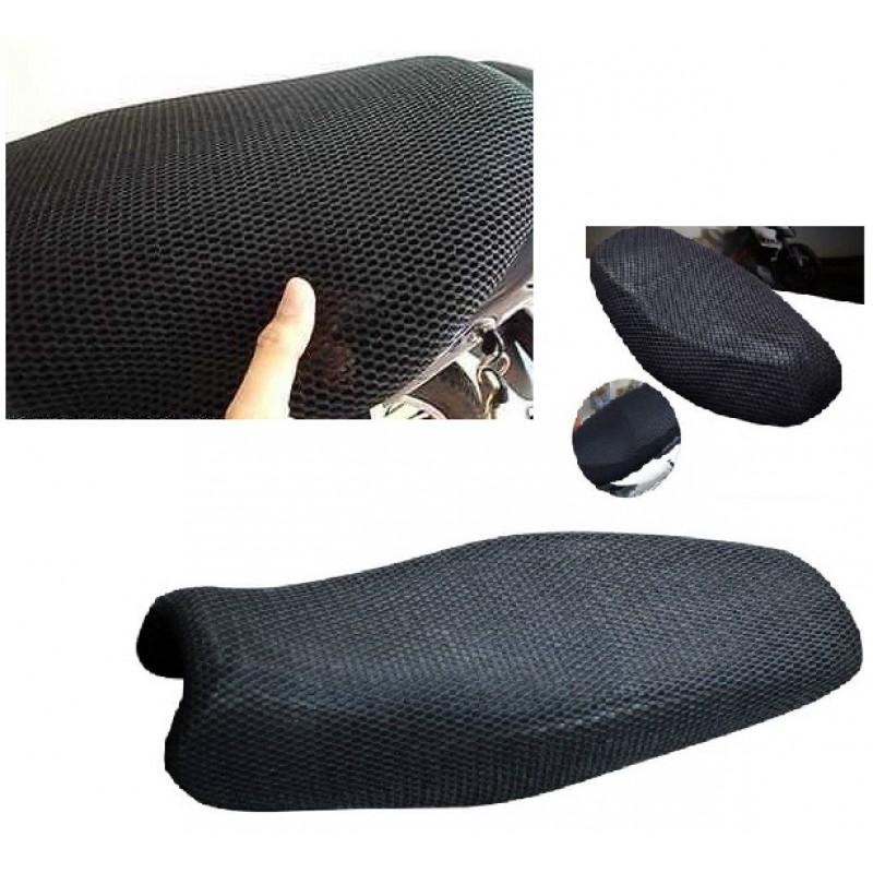 3D Seat Cover Jali For Bike