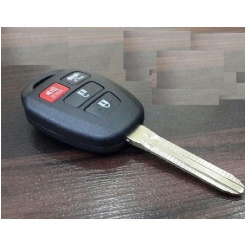 Toyota Corolla 2015 Key Alarm System Ferreri®