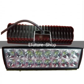 Universal Monster 16 LED Bar Light For Bike Car And Jeep