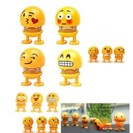 Car Spring Shaking Head Expressions Emoji 1 pc