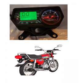 Honda 125 Digital Meter  B Shape