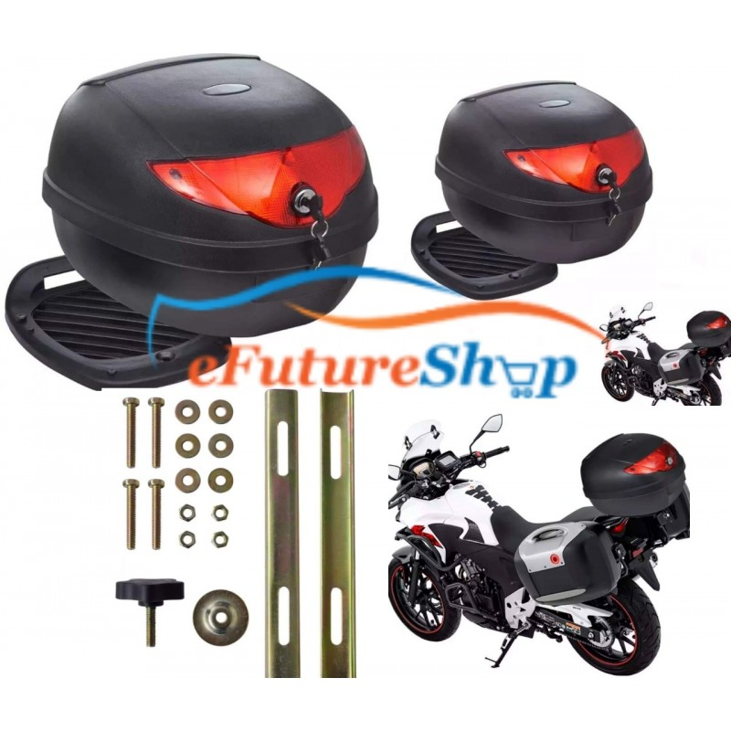 Motorcycle Top Box Cover Box