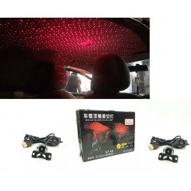 Roof Laser Light For Car With Remote Control